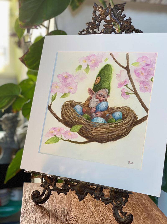 Babysitter - Iris Compiet