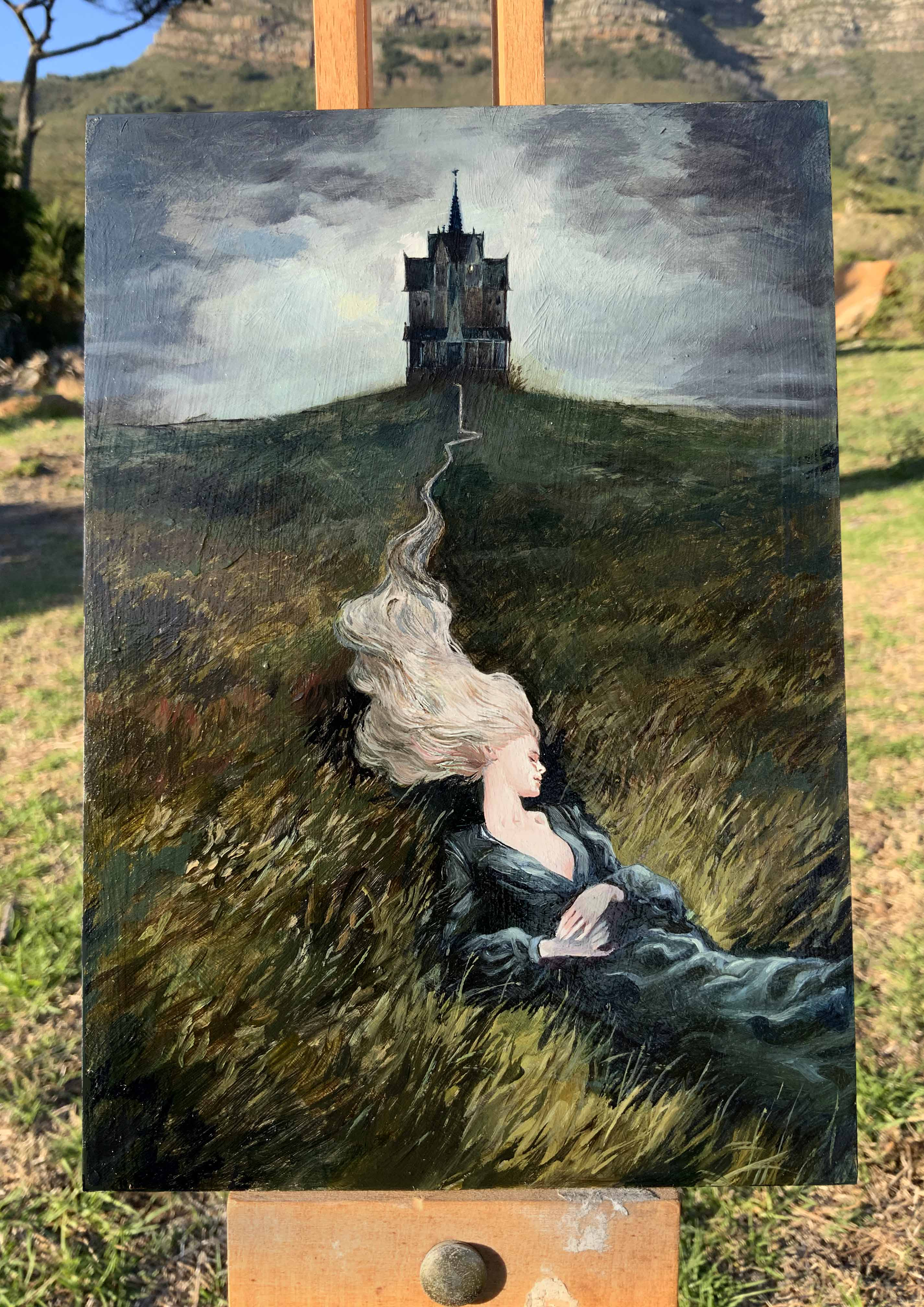 Recurring Dream, by Caroline Vos.