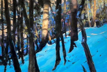 Between the Trees, Amethyst Brook
