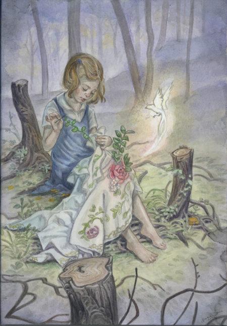"""Dream Weaver"" - by Hope Doe"