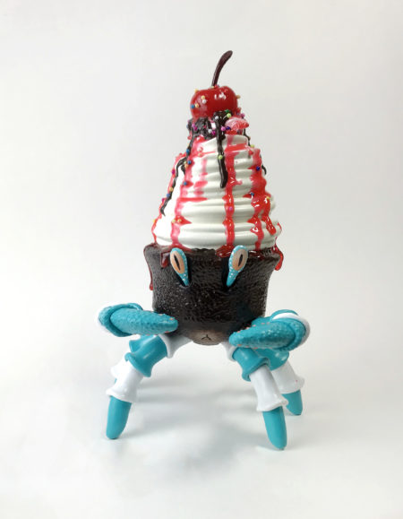"""Fudgy Crabcake"" by Corina St Martin"