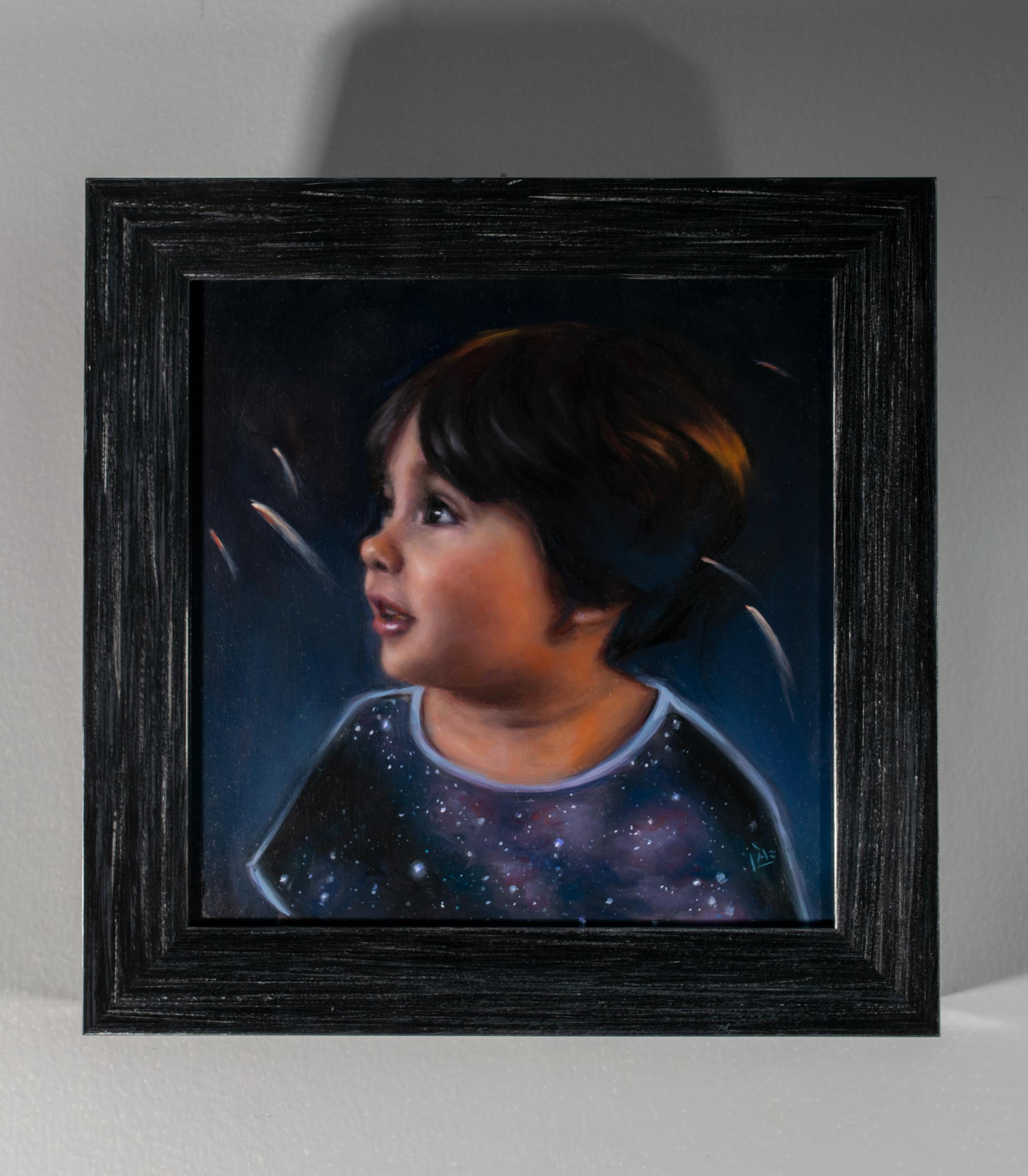"""Little Moon"" by Tiffany Dae"
