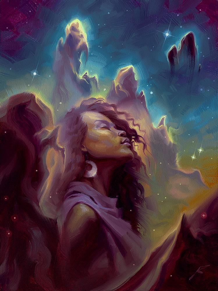 Stardust by Rob Rey