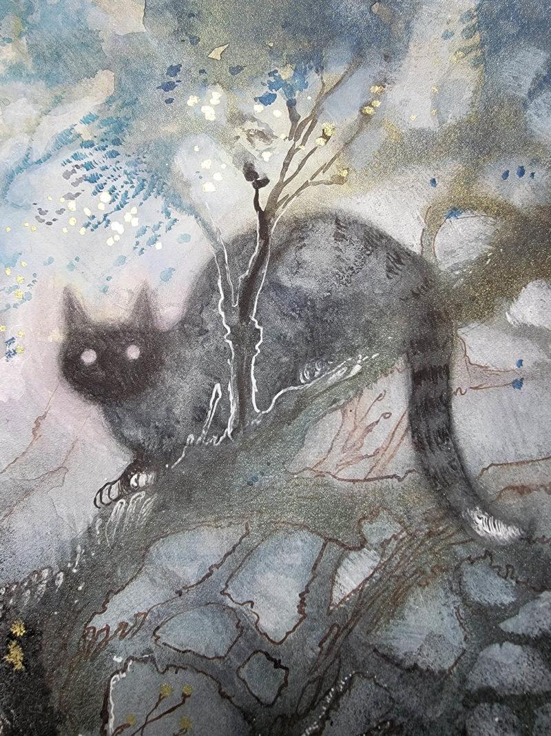 """""""Feline"""" by Stephanie Law"""