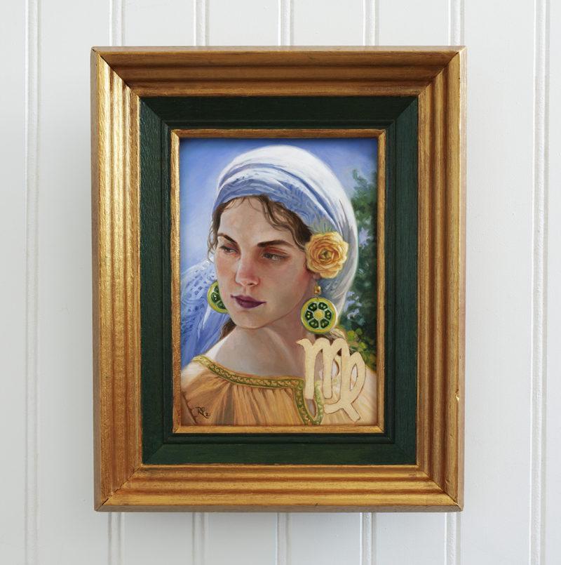 Virgo in frame