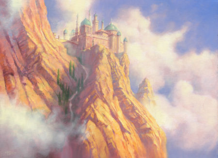The Cloud Palace of Hakim Bey
