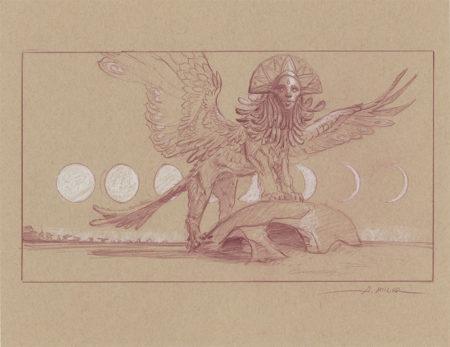 sphinx-drawing-Aaron_Miller