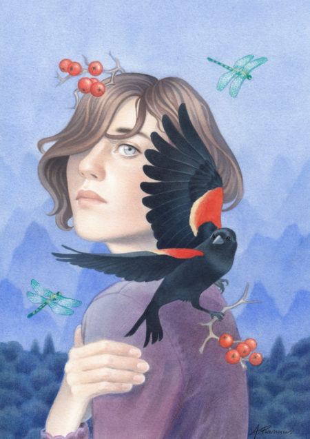 """""""Birdsong"""" - by Angelika Rasmus"""