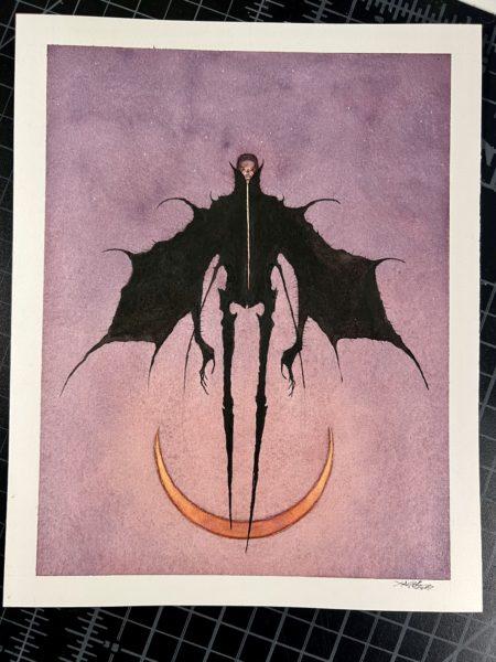 """""""Vampire"""" - by Xavier Ortiz"""