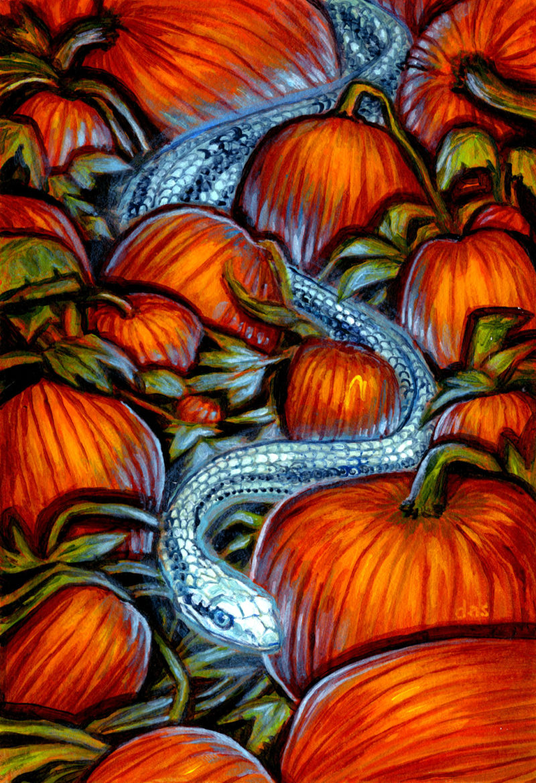 """Pumpkin Patch"" -- by Danny Schwartz"