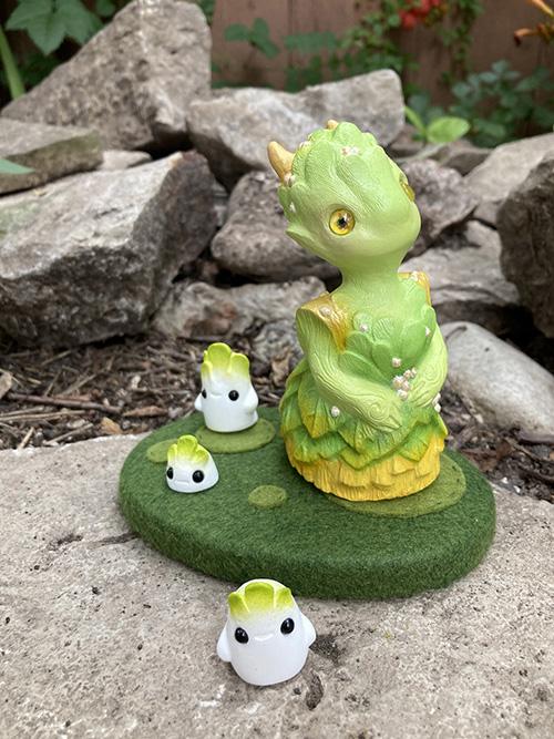Queen Mab Sculpture - full set