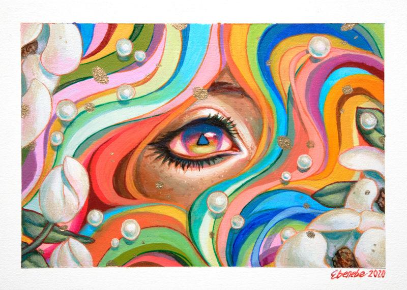 """Daydream"" by Ejiwa 'Edge' Ebenebe"